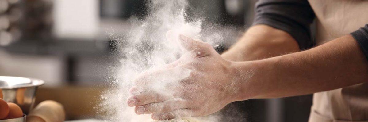 receta de polvorones caseros de almendras